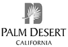 Palm Desert California Logo